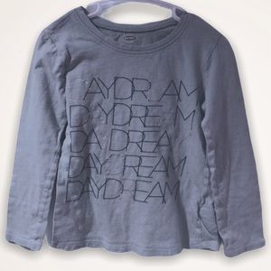 🌺OLD NAVY Daydream Graphic Tee